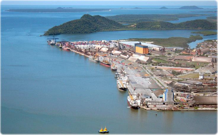 Resultado de imagem para Porto do Paraná